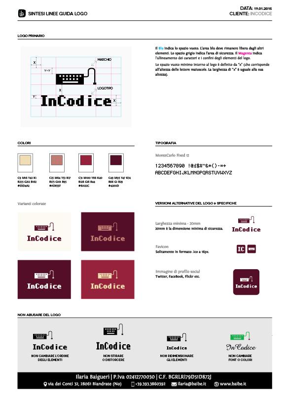 Linee guida per il logo di InCodice
