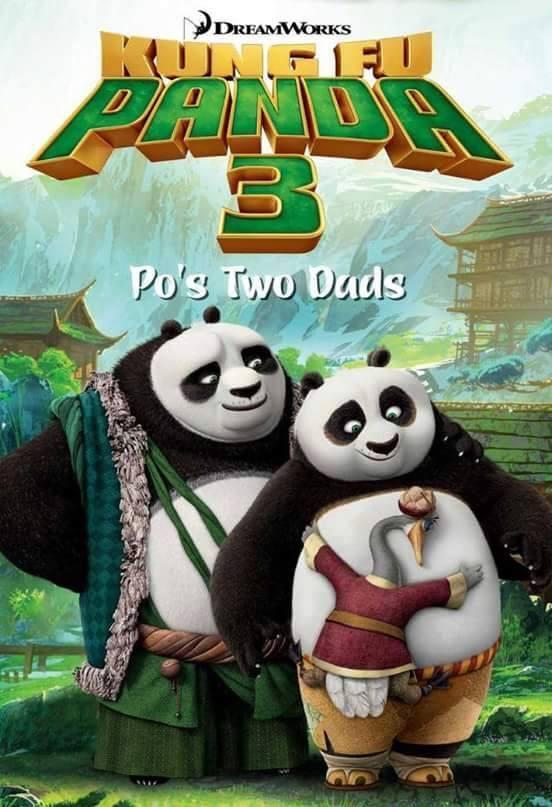 Kung-Fu Panda 3 - Locandina