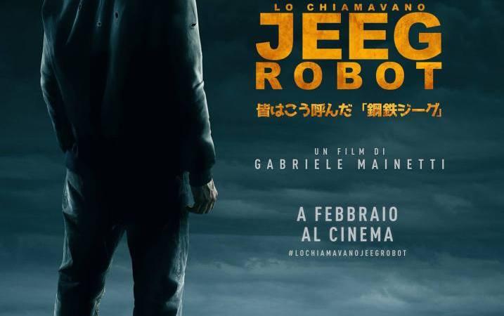 Lo chiamavano Jeeg Robot (2016)
