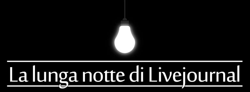La lunga notte di Livejournal