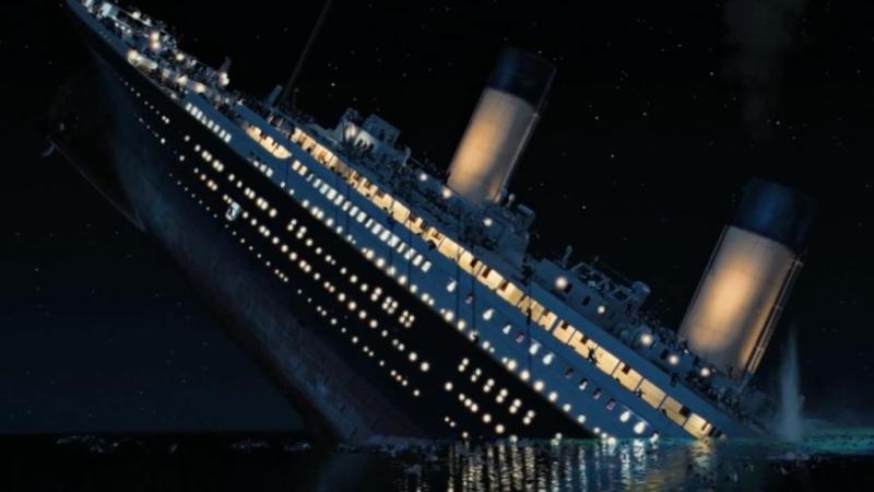 Titanic, vent'anni dopo