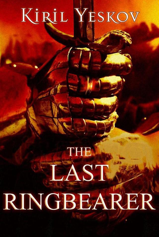 The Last Ringbearer_Cover
