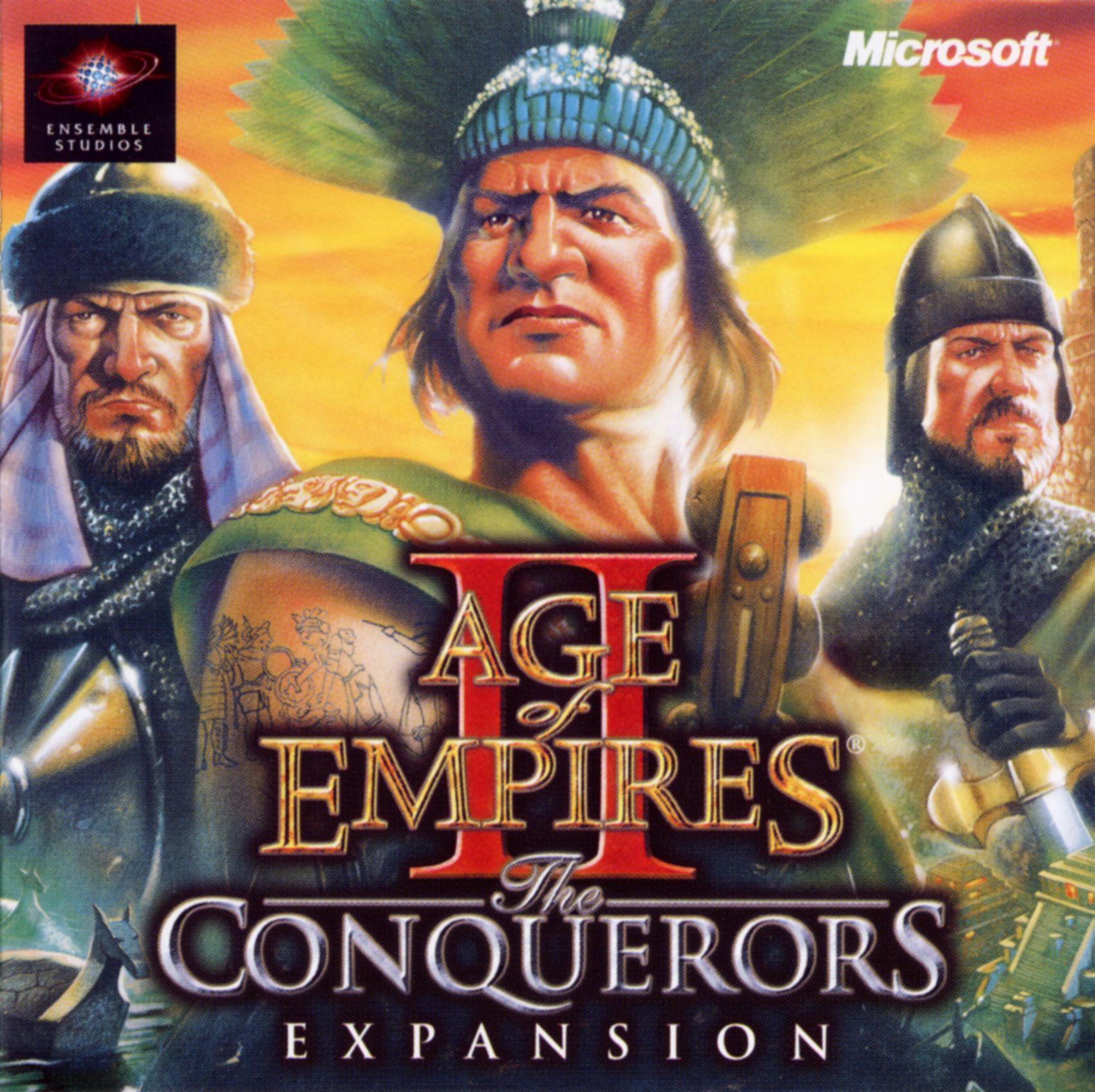 AOE2 The Conquerors