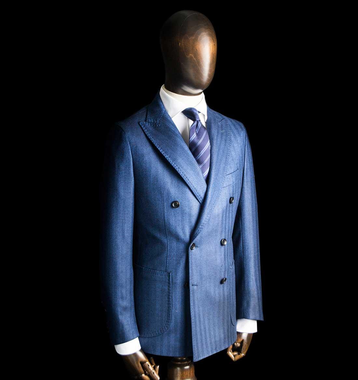giacca doppio pett0 6 x 2