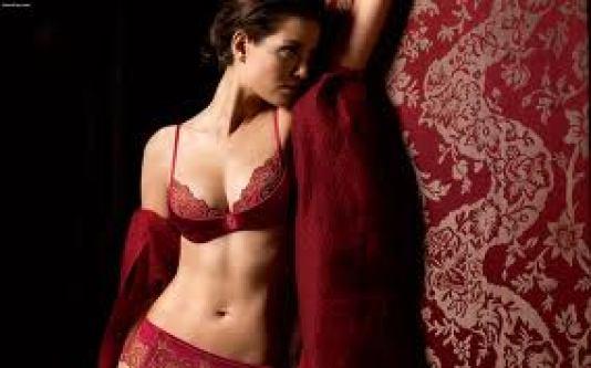 Gli uomini preferiscono le donne in rosso
