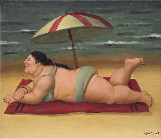 Fernando Botero per taglie comode