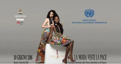 Moda e Pace 1 gennaio gioenata internazionale della pace
