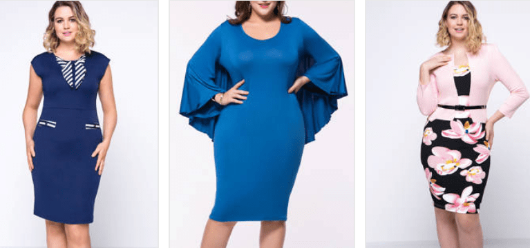newest 9dad5 89ef0 Plus Size, Donna Curvy: le proposte di FashionMia - Il Blog ...