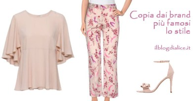 outfit in rosa