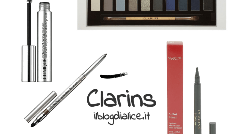 Make up perfetto con Clarins e Clinique