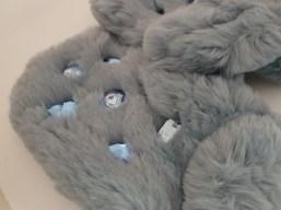guanti muffole ecopelliccia gioielli
