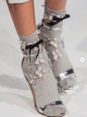 Sandali con Calzini Inverno 2018