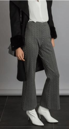 pantaloni palazzo rinascimento