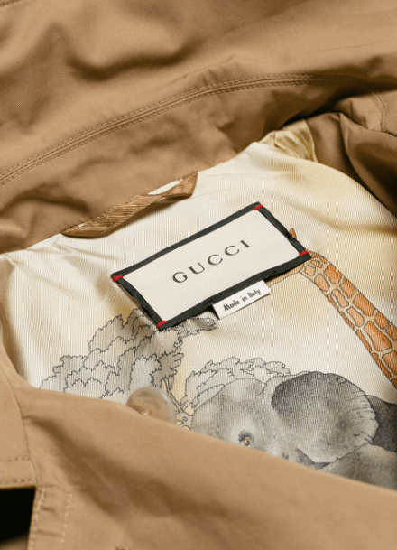 trench gucci