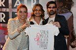 Il cantante Valerio Scanu impegno concreto contro l'omofobia