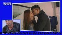 Primo bacio per Anna Munafò e Marco Fantini