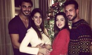 Cecilia Rodriguez incinta
