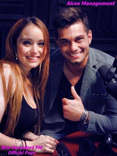 Giada de Miceli e Emanuele Trimarchi a Radio Mana
