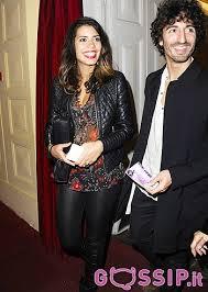 Samuel Perone e la sua Tania Bambaci ad una serata