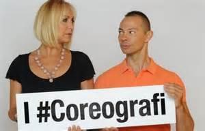 Alessandra Celentano insime all'amico coreografo Corrado Giordani a Pechino Express