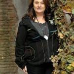 Attrice Adelfa Calvo di il Segreto