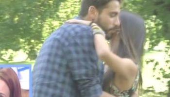 Oggi Sophia Galazzo e il tronista Amedeo Barbato si baceranno