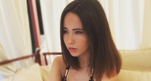 Aurora Ramazzotti scelta come modella di Silvian