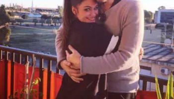 Amedeo Barbato e Sophia Galazzo si stringono