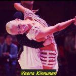 Ballerina Veera Kinnunen di Ballando con le Stelle