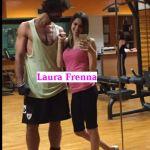 Laura Frenna in palestra