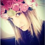 Karin Bonucci figlia dei fiori