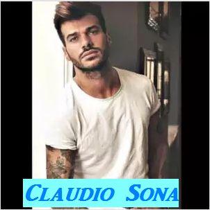 Claudio Sona tronsita di Uomini e donne e modello gay