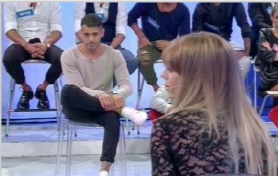 Aldo Palmeri e Alessia Cammarota a confronto