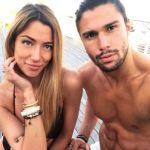 Soleil Sorge e Luca Onestini