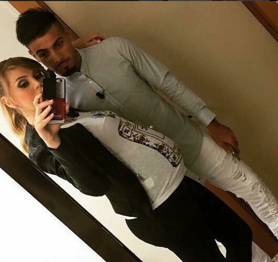 Alessia Cammarota e Aldo Palmeri e la gravidanza