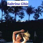 Foto di Sabrina Ghio tronista di Uomini e donne