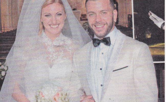 Stefano Scarpa di Italia's Got Talent ha sposato la sua Melissa.