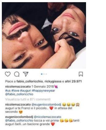 Francesca del Taglia e Nicole Mazzoccato