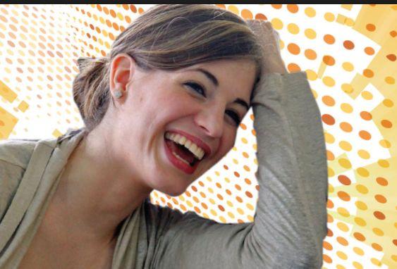 Rossana Santolin  protagonista del successo di Radio Monella