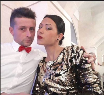 Valentina De Biasi e Oronzo Carinola-Temptation Island