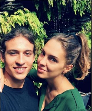 Gianpaolo Quarta e Marta Sebastiani
