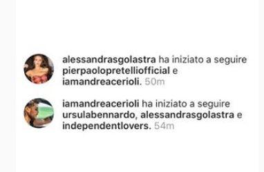 Andrea Cerioli e Alessandra Sgolastra