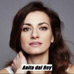 Attrice Anita dal Rey Trini di Una Vita