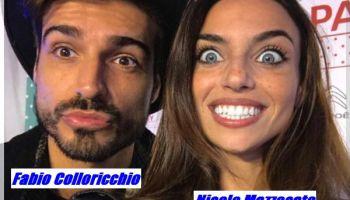 Fabio Colloricchio e Nicole Mazzoccato