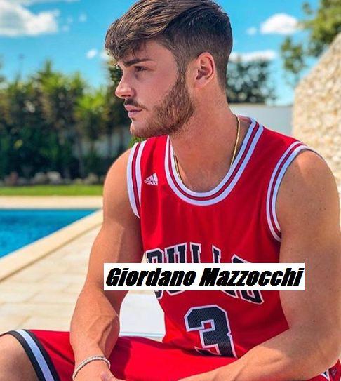 Giordano Mazzocchi ex fidanzato di Nilufar