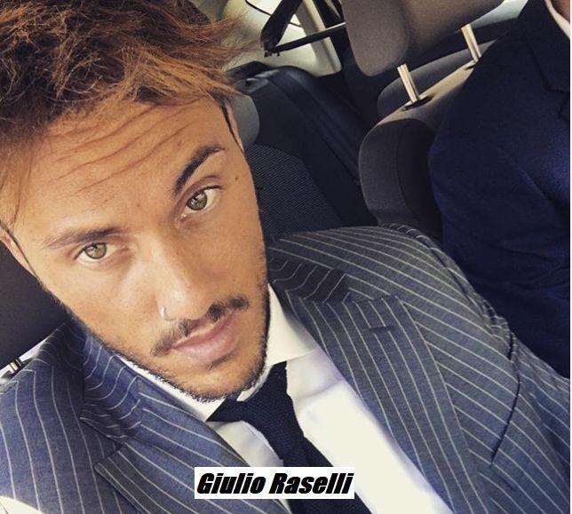 Giulio Raselli corteggiaotre di Uomini e donne di Giulia Cavaglià