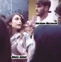 Incontro di Giordano Mazzocchi e Nilufar Addati al matrimonio di Clarissa e Giuseppe