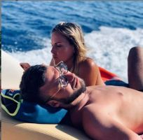 Lorenzo Riccardi e Claudia Dionigi da cinque mesi felicemente fidanzati