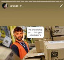 Gianni Sperti vs Mario Serpa accusato di essere un postino della redazione