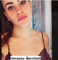 Veronica Burchielli nei camerini di Uomini e donne